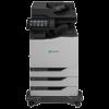 Lexmark CX860dte Color Multifunction Printer 42K0071