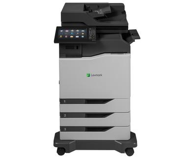 Lexmark CX860dtfe Color Multifunction Printer 42K0072