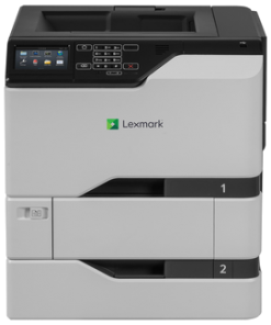 Lexmark Lexmark CS725dte Color Printer 40C9001