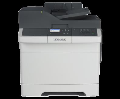 Lexmark Lexmark CX317dn Color Multifunction Printer 28CC550
