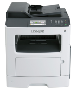 Lexmark MX417de Multifunction Printer 35SC701
