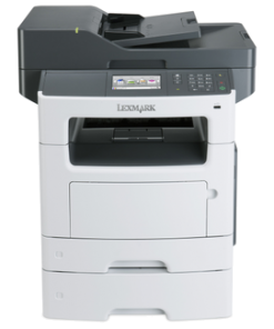 Lexmark MX511dte Multifunction Printer 35S5941