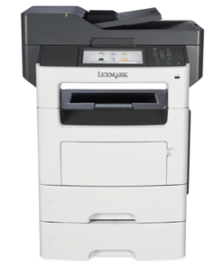 Lexmark MX611dte Multifunction Printer 35S6800