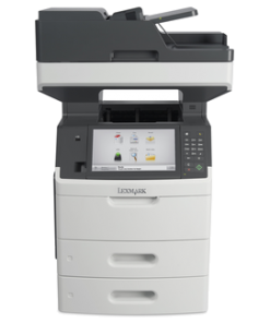 Lexmark MX711dthe Multifunction Printer 24T7406