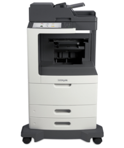 Lexmark MX810de Multifunction Printer 24T7407