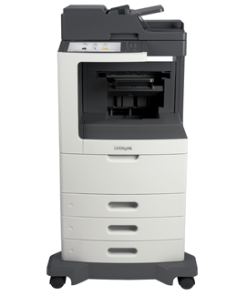 Lexmark MX810dte Multifunction Printer 24T7411