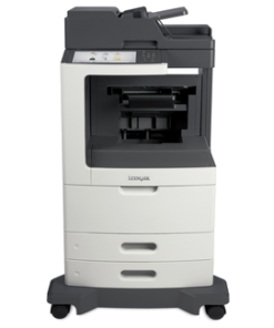 Lexmark MX811dpe Multifunction Printer 24T7421