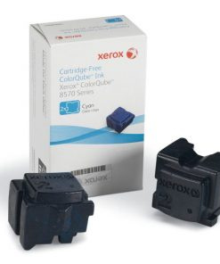 Xerox ColorQube 8570 8580 Cyan Solid Ink Pack 108R00926