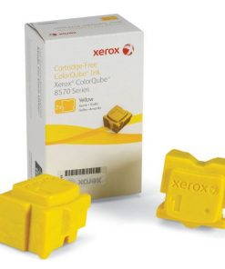Xerox ColorQube 8570 8580 Yellow Solid Ink Pack 108R00928