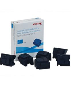 Xerox ColorQube 8900 Cyan Solid Ink Pack 108R01014