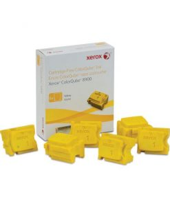 Xerox ColorQube 8900 Yellow Solid Ink Pack 108R01016