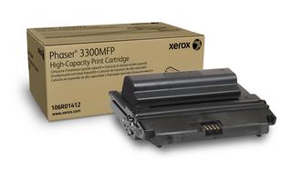 Xerox Phaser 3300MFP Toner Cartridge 106R01412