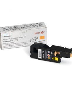 Xerox Phaser 6010 WorkCentre 6015 Yellow Toner 106R01629