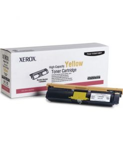 Xerox Phaser 6120 6115MFP High Capacity Yellow Toner 113R00694