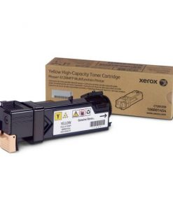Xerox Phaser 6128MFP Yellow Toner 106R01454