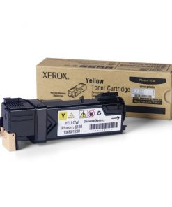 Xerox Phaser 6130 Yellow Toner 106R01280