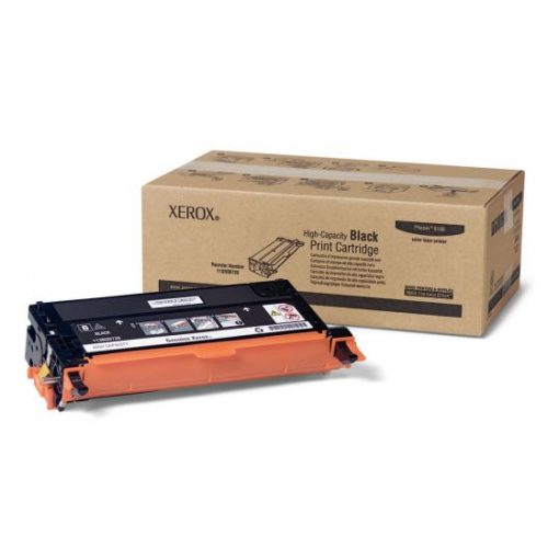Xerox Phaser 6180 6180MFP High Capacity Black Toner 113R00726