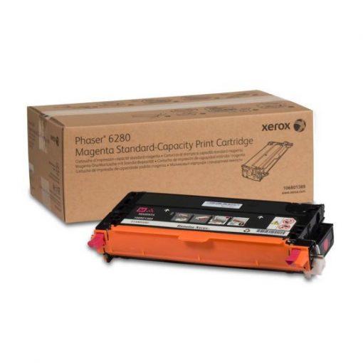 Xerox Phaser 6280 Standard Capacity Magenta Toner 106R01389