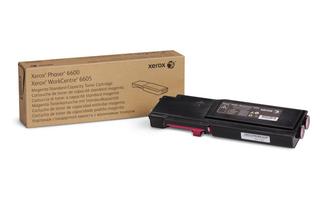 Xerox Phaser 6600 WC 6605 Standard Capacity Magenta Toner 106R02242