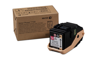 Xerox Phaser 7100 Magenta Toner 106R02600