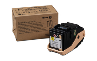 Xerox Phaser 7100 Yellow Toner 106R02601