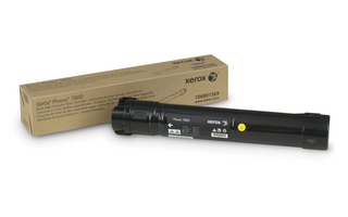 Xerox Phaser 7760 Black High Capacity Toner 106R01569