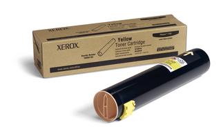 Xerox Phaser 7760 Yellow Toner 106R01162