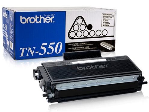 Brother TN550 Standard Yield Toner