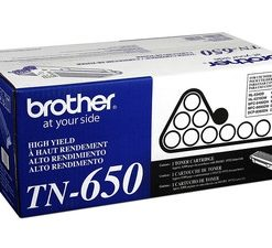 Brother TN650 High Yield Toner