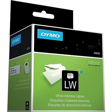 Dymo 30252 LW Address Labels