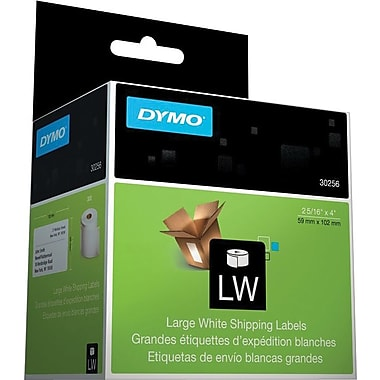 Dymo 30256 LW Large Shipping Labels