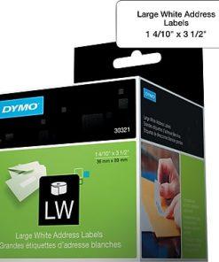Dymo 30321 LW Large Address Label