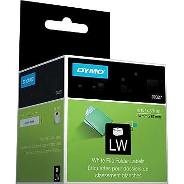 Dymo 30327 LW 1-up File Folder Label