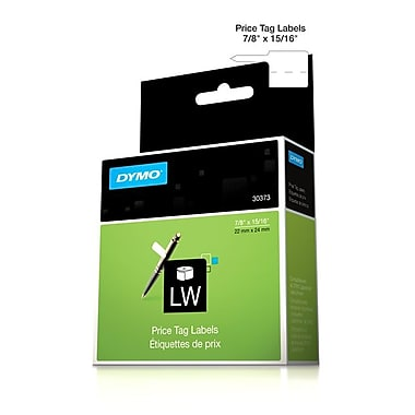 Dymo 30373 LW Price Tag Labels