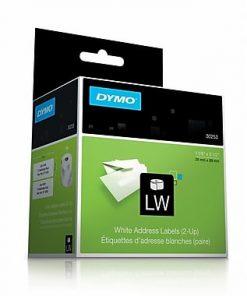 Dymo LW Writer Self-Adhesive Address Labels 30253