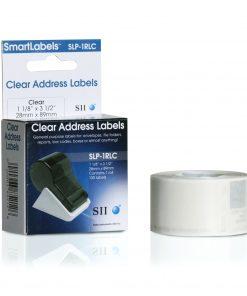 Seiko Clear Address Labels SLP-1RLC