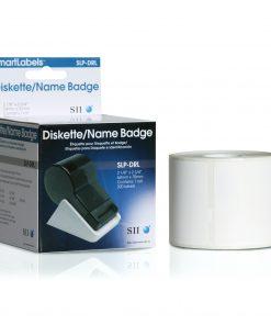 Seiko Diskette & Name Tag Labels SLP-DRL