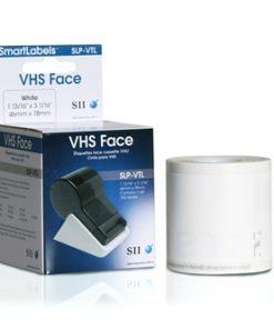 Seiko Video Cassette Top Labels SLP-VTL