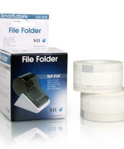 Seiko White File Folder Labels – SLP-FLW