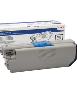 Oki C320 MC363 Black Toner 46508704