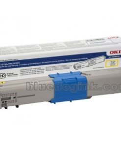 Oki C332 MC363 Yellow Toner 46508701