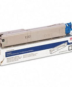 Oki C3400 High Yield Black Toner 43459304