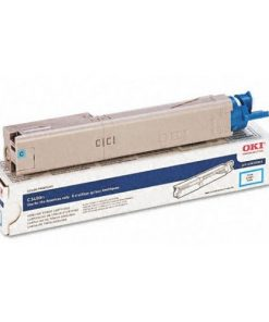 Oki C3400 High Yield Cyan Toner 43459303