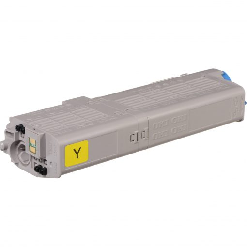 Oki C532 MC573 Yellow Toner 46490501