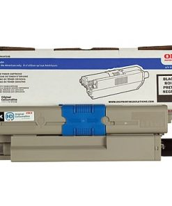 Oki Type C17 High Yield Black Toner 44469802