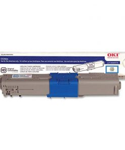 Oki Type C17 High Yield Cyan Toner 44469721