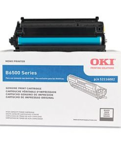 OkiData B6500 High Yield Toner 52116002