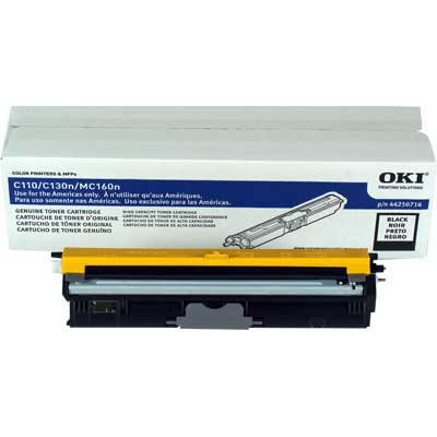OkiData Type D1 High Yield Black Toner 44250716