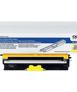 OkiData Type D1 High Yield Yellow Toner 44250713