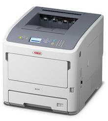 Oki B721dn mono printer